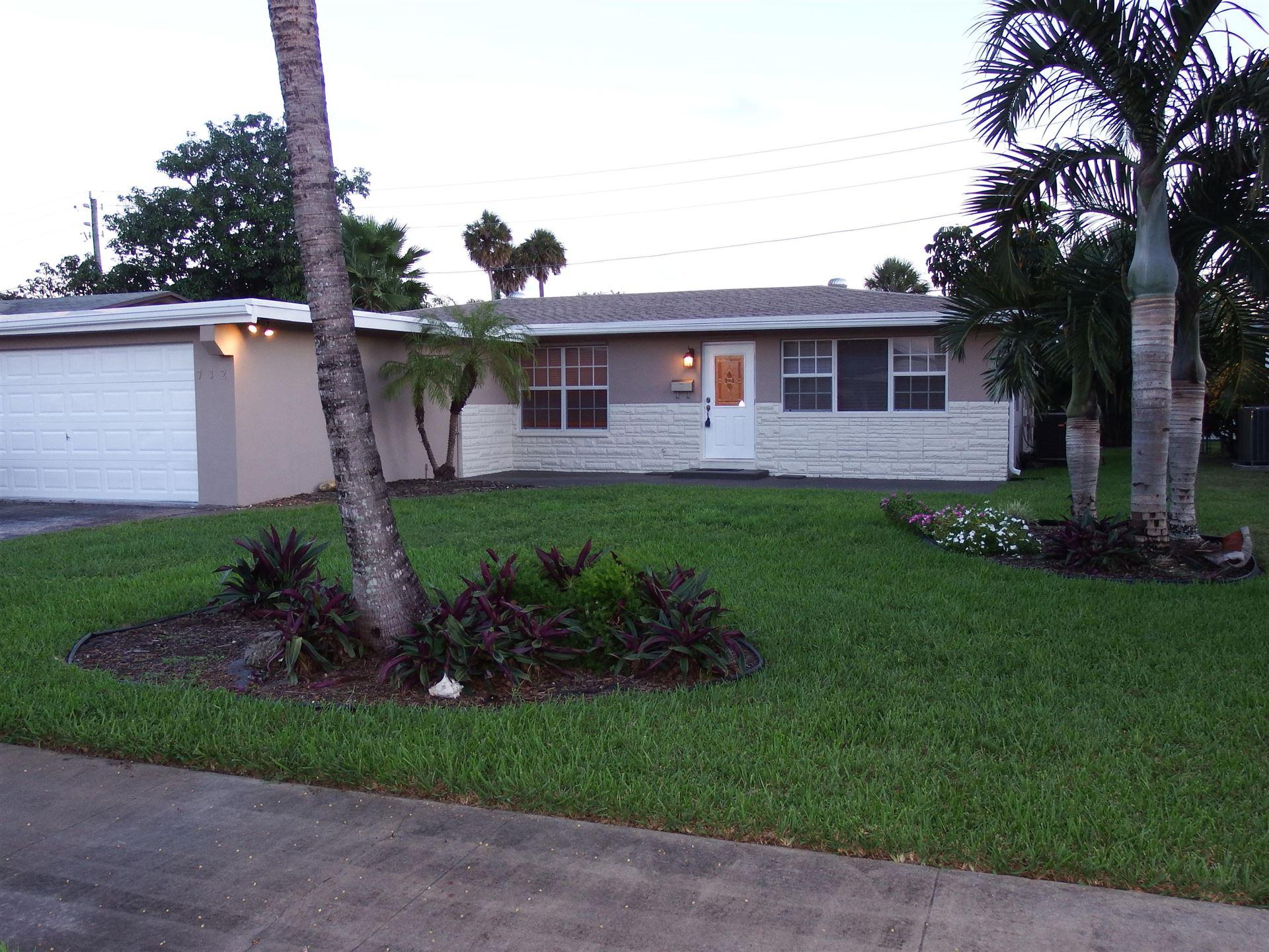Photo of 732 NW 28 Street, Wilton Manors, FL 33311 (MLS # RX-10724692)