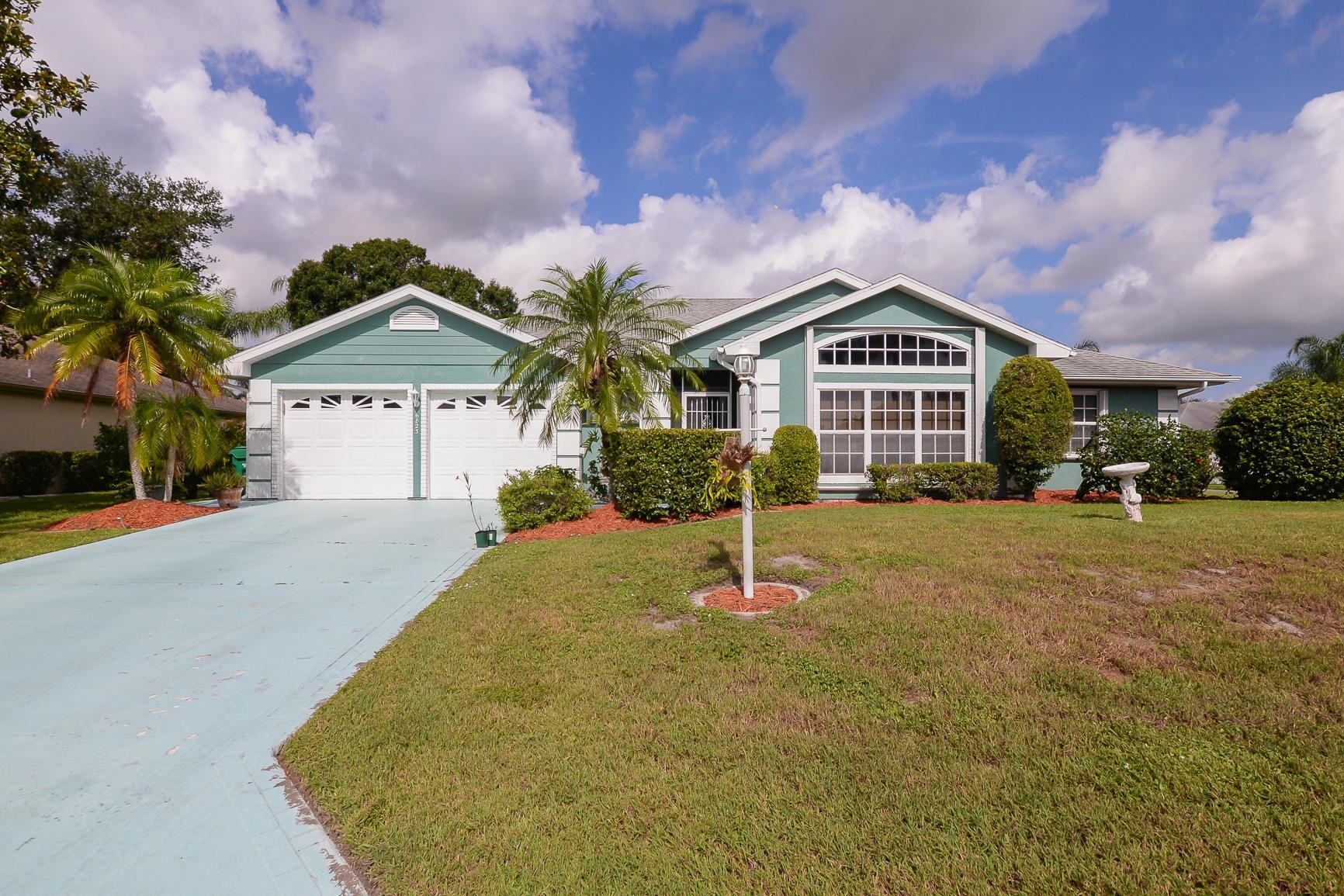 6823 Bronte Circle, Fort Pierce, FL 34952 - MLS#: RX-10734692