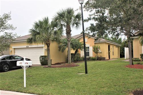 Photo of 9720 SW Eastbrook Circle, Port Saint Lucie, FL 34987 (MLS # RX-10623693)