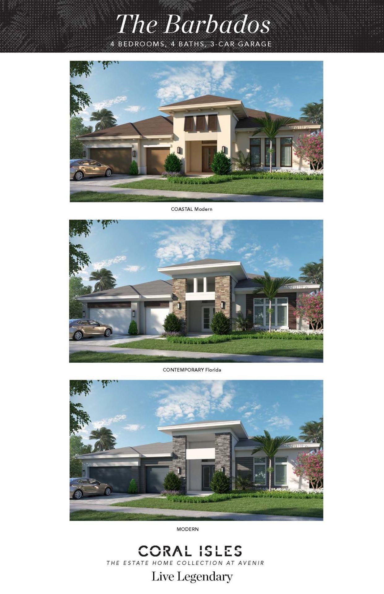 Photo of 9260 Coral Isles Circle, Palm Beach Gardens, FL 33412 (MLS # RX-10681693)