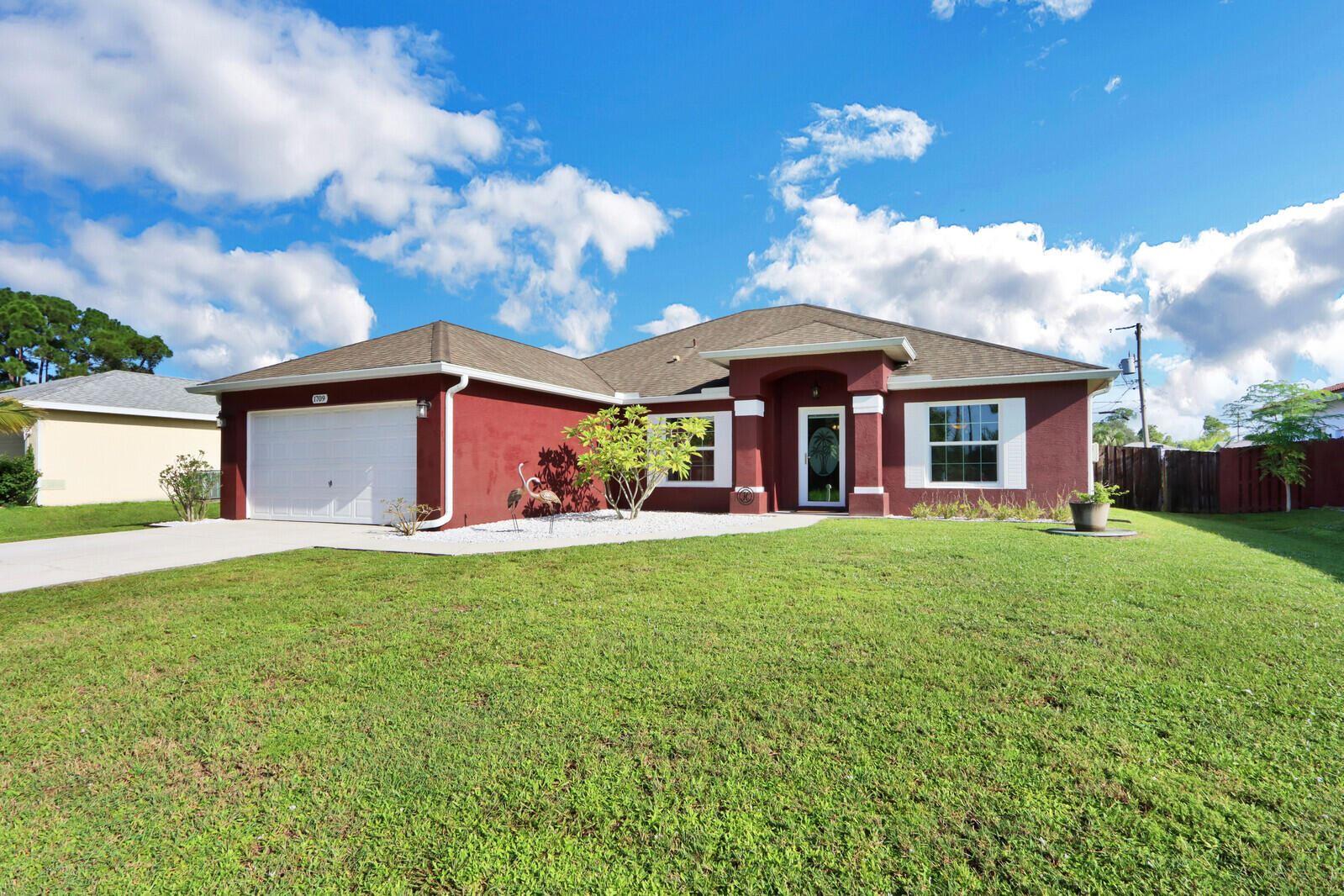 1709 SW Commerce Avenue, Port Saint Lucie, FL 34953 - #: RX-10745693