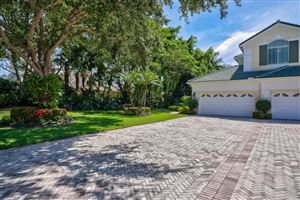 Photo of 111 Palm Point Circle #C, Palm Beach Gardens, FL 33418 (MLS # RX-10509694)