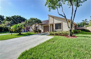Photo of 8044 Hiddenview Terrace #B, Boca Raton, FL 33496 (MLS # RX-10546694)