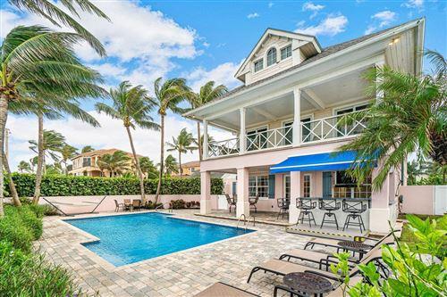 Photo of 226 S Ocean Boulevard, Delray Beach, FL 33483 (MLS # RX-10571694)