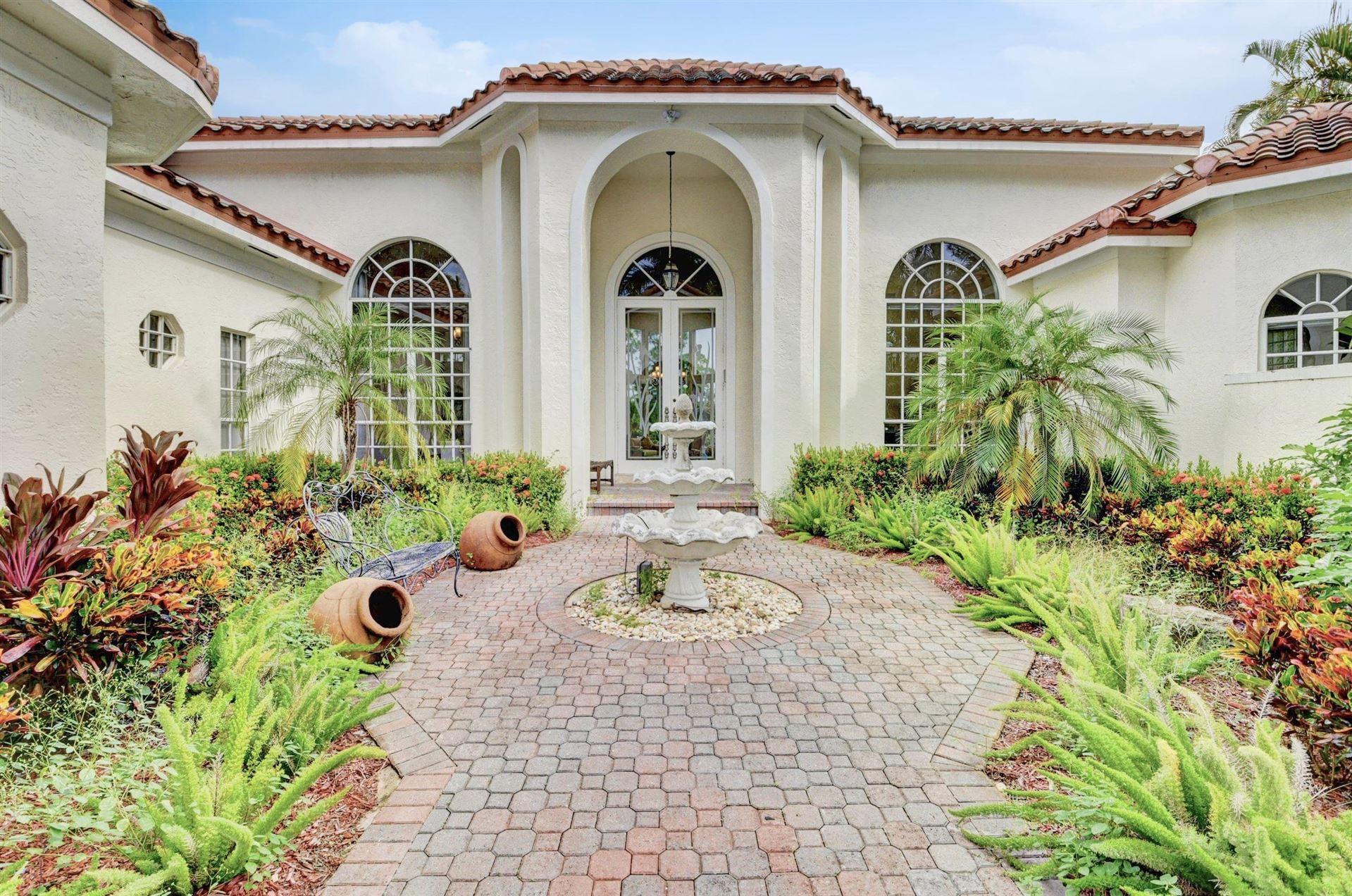 6041 Hollows Lane, Delray Beach, FL 33484 - MLS#: RX-10564694
