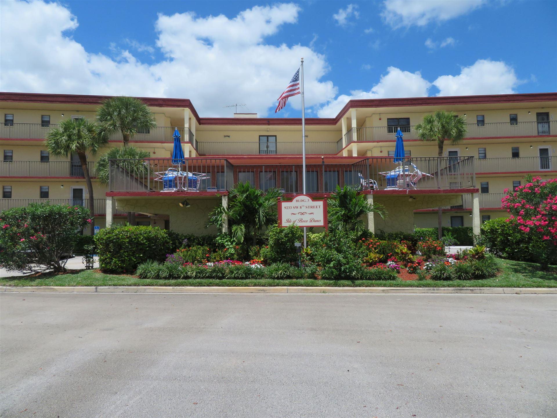 9233 SW 8th Street #114, Boca Raton, FL 33428 - #: RX-10632694