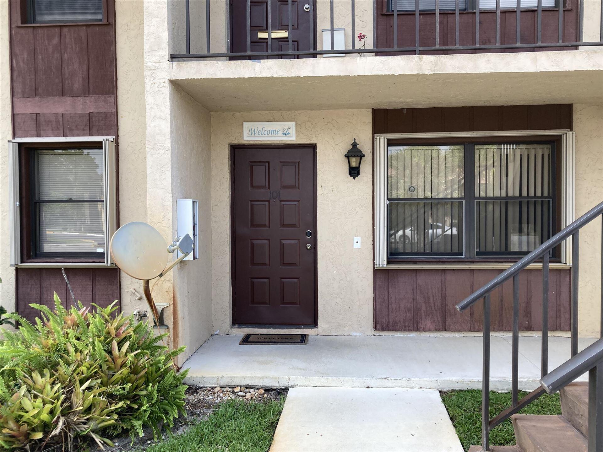 5937 Forest Hill Boulevard #101, West Palm Beach, FL 33415 - #: RX-10724694