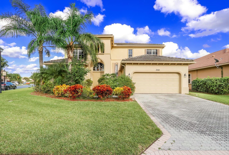3160 Eden Court Court, West Palm Beach, FL 33411 - MLS#: RX-10753694