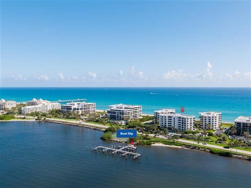 Photo of Listing MLS rx in 3120 S Ocean Boulevard #2-103 Palm Beach FL 33480