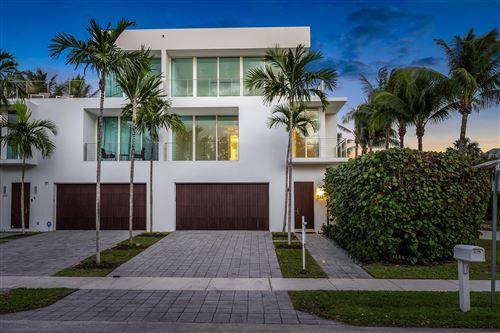 Photo of 245 Venetian Drive, Delray Beach, FL 33483 (MLS # RX-10674695)