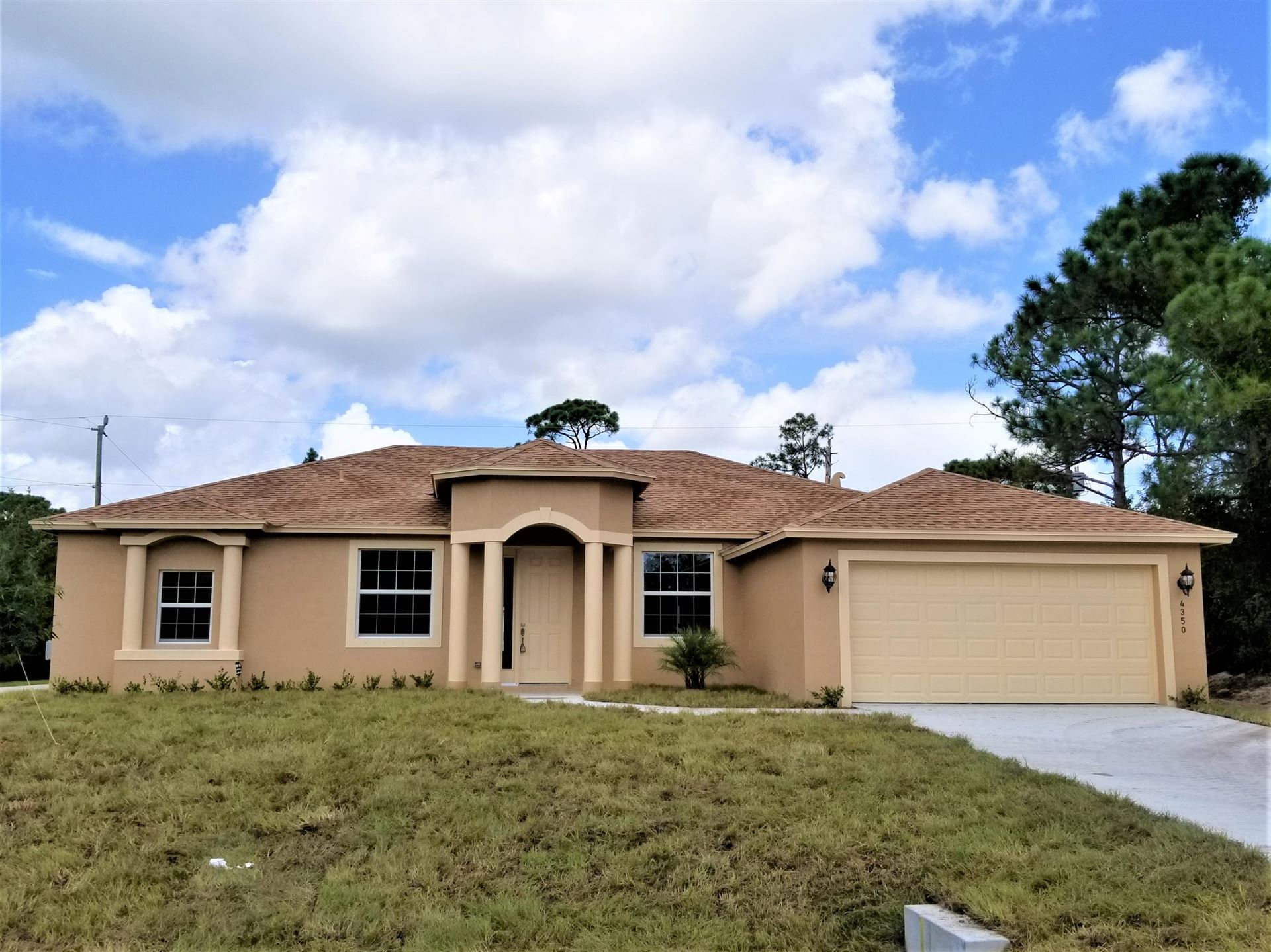 4525 SW Fireside Place, Port Saint Lucie, FL 34953 - #: RX-10646695