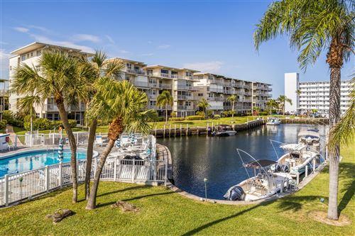 Photo of 1444 SE 15th Court #102, Deerfield Beach, FL 33441 (MLS # RX-10744696)