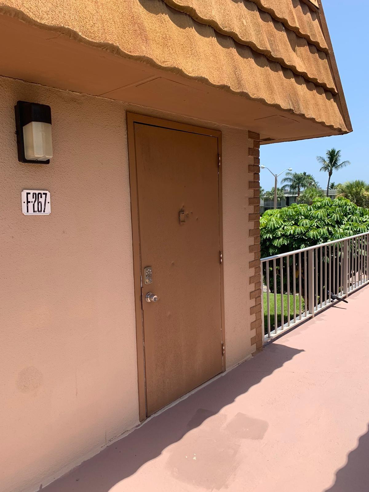 267 Brittany F, Delray Beach, FL 33446 - MLS#: RX-10643696
