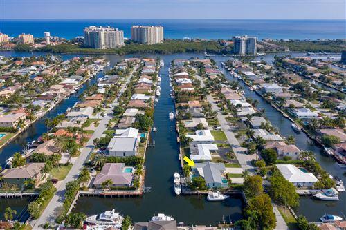 Photo of 727 Enfield Street, Boca Raton, FL 33487 (MLS # RX-10494697)