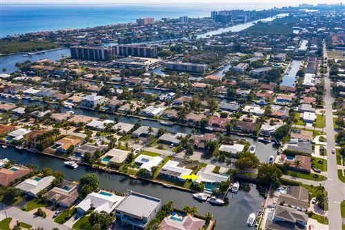 Tiny photo for 727 Enfield Street, Boca Raton, FL 33487 (MLS # RX-10494697)