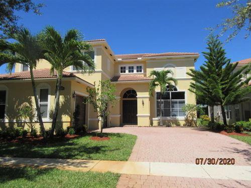 Photo of 8612 Cobblestone Point Circle, Boynton Beach, FL 33472 (MLS # RX-10642697)