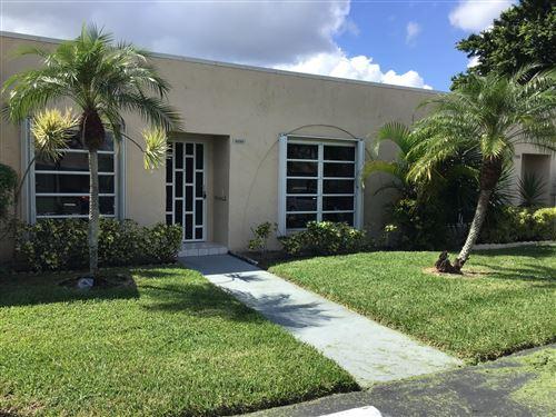 Photo of 8634 Bella Vista Drive #98, Boca Raton, FL 33433 (MLS # RX-10662697)
