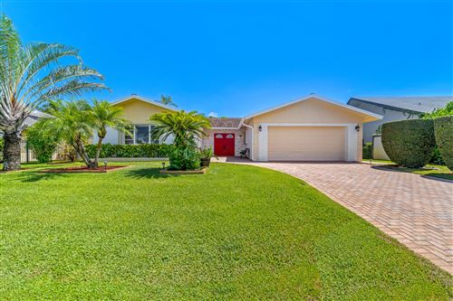 Photo of 3398 Lakeview Drive, Delray Beach, FL 33445 (MLS # RX-10715697)