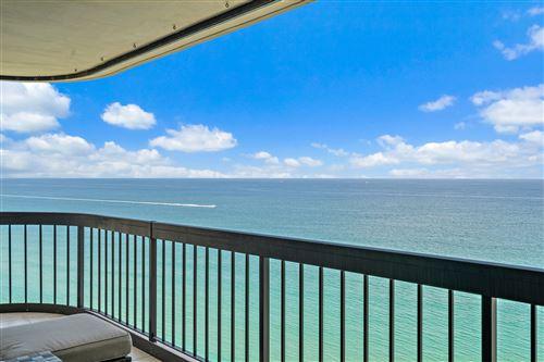 Photo of 5380 N Ocean Drive #22-E, Singer Island, FL 33404 (MLS # RX-10745697)