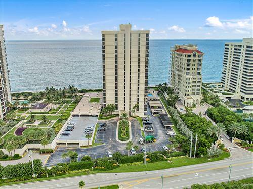 Tiny photo for 5380 N Ocean Drive #22-E, Singer Island, FL 33404 (MLS # RX-10745697)