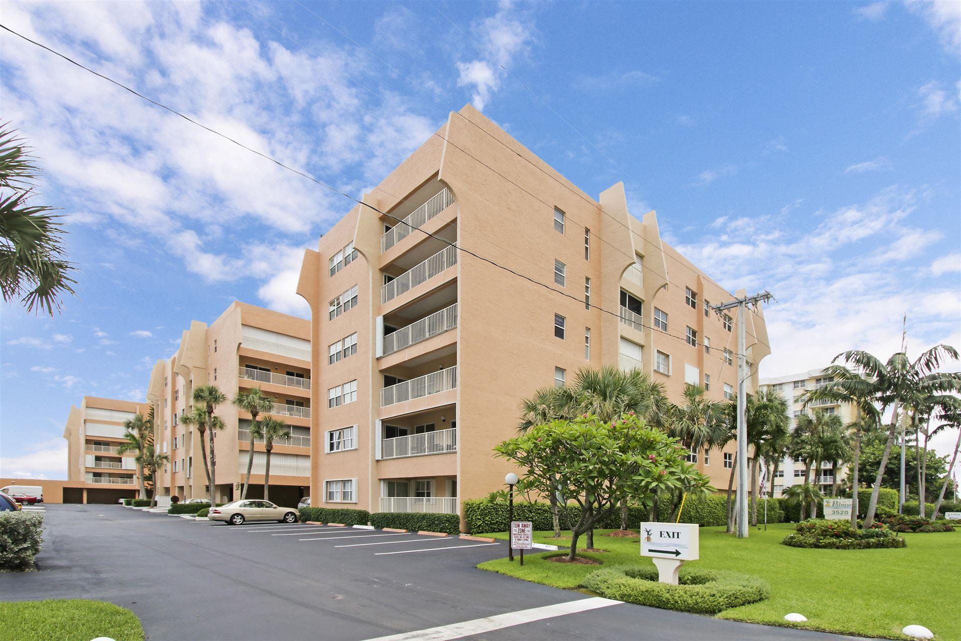 3520 S Ocean Boulevard #L205, South Palm Beach, FL 33480 - #: RX-10633697