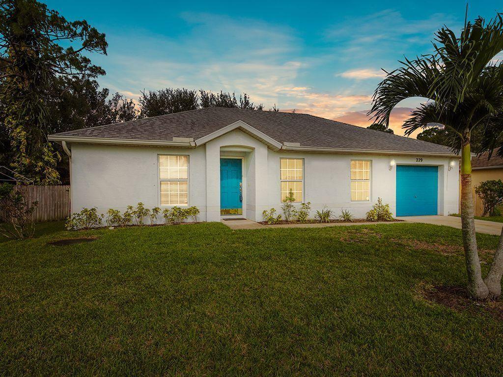 229 SW Pagoda Terrace, Port Saint Lucie, FL 34984 - #: RX-10673697