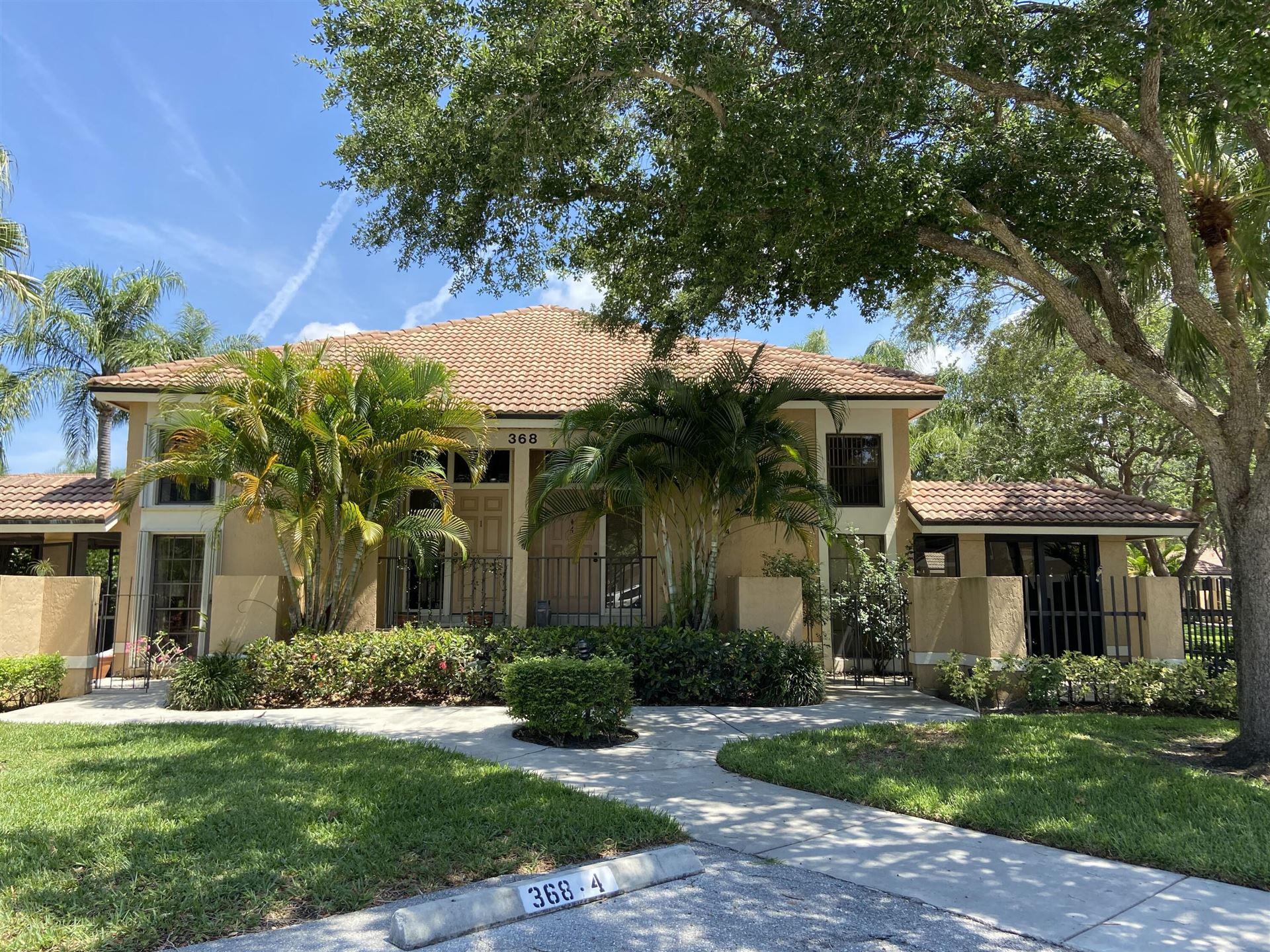 Photo of 368 Prestwick Circle #4, Palm Beach Gardens, FL 33418 (MLS # RX-10712697)