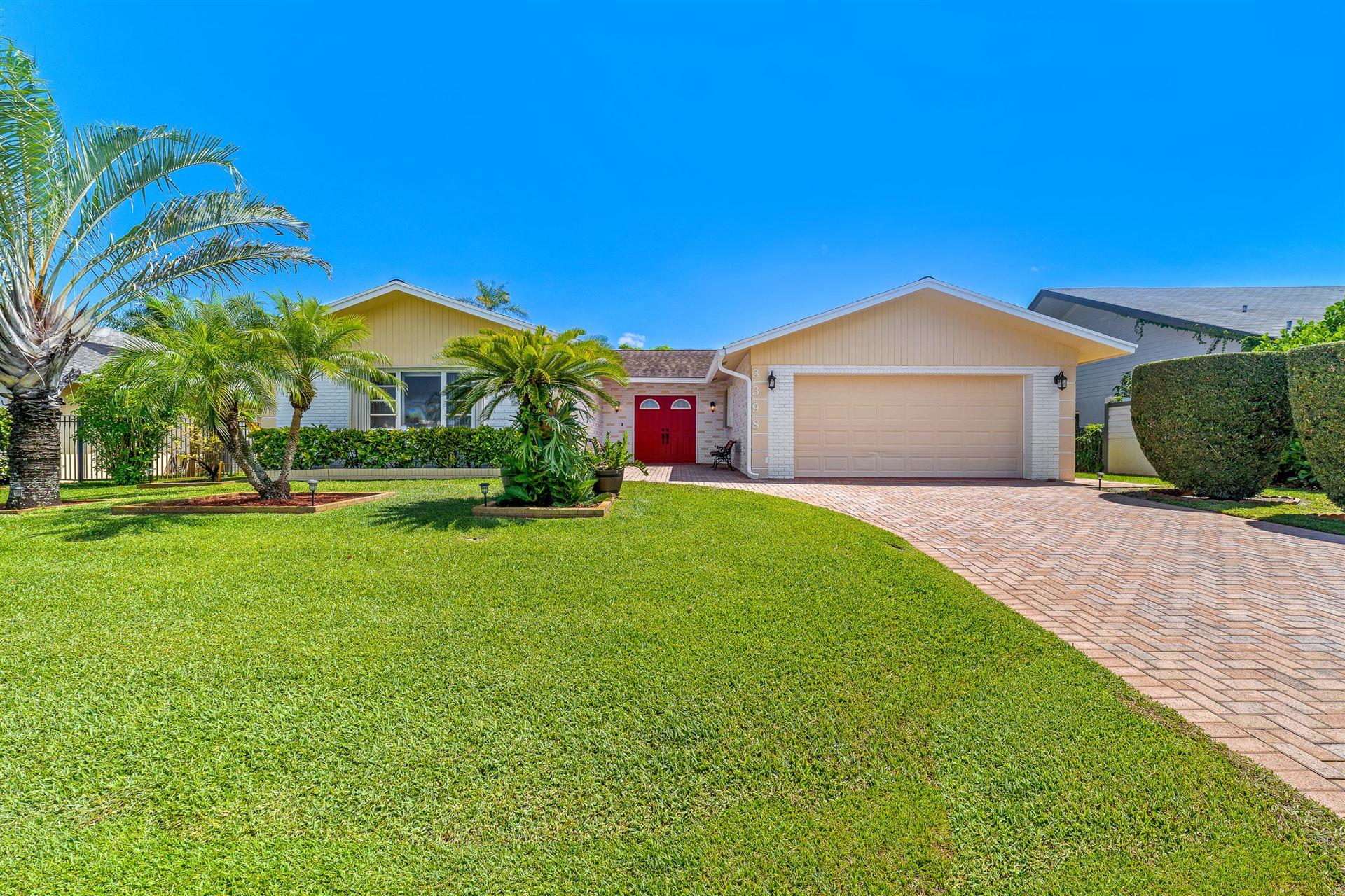 3398 Lakeview Drive, Delray Beach, FL 33445 - MLS#: RX-10715697
