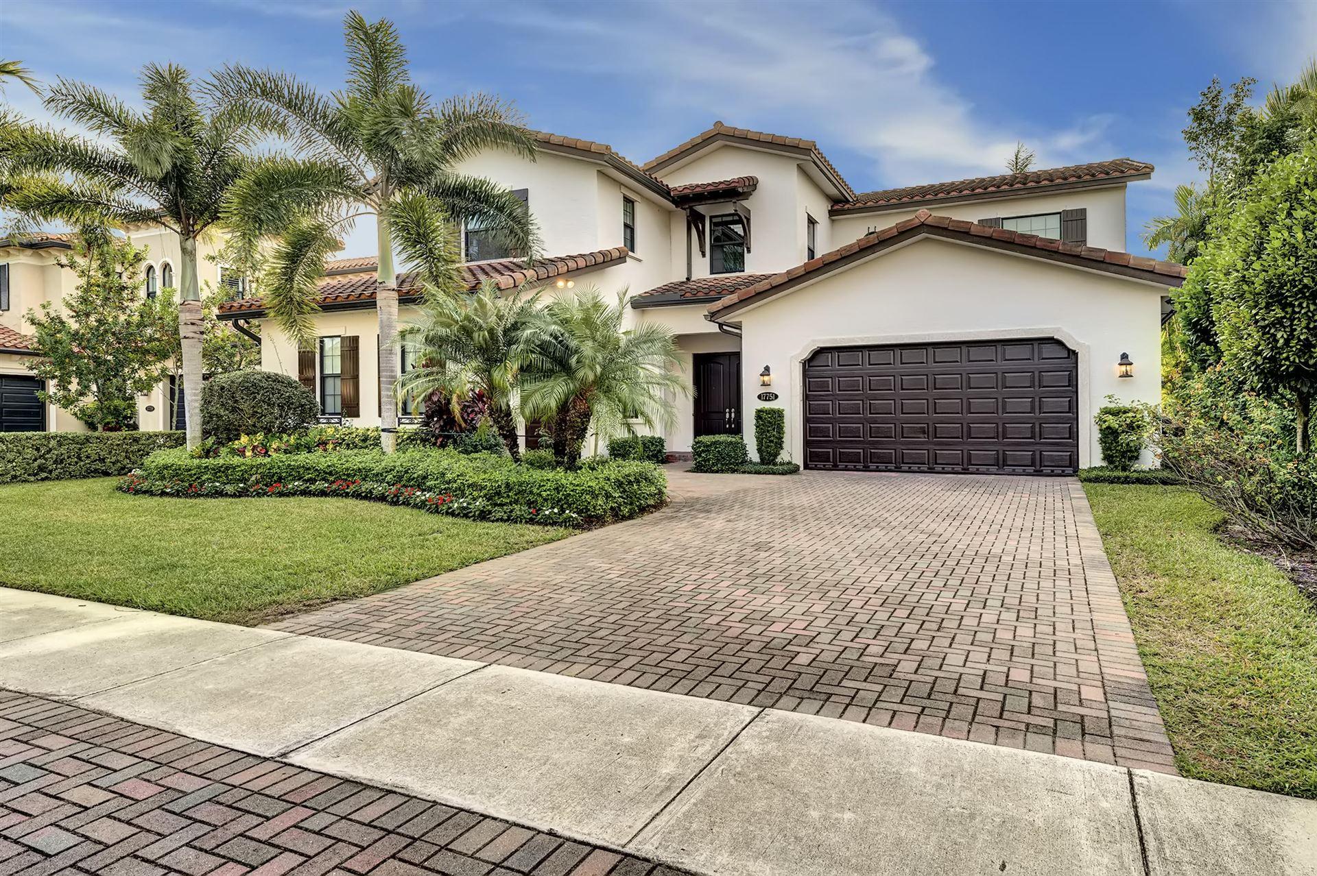17751 Cadena Drive, Boca Raton, FL 33496 - #: RX-10679698