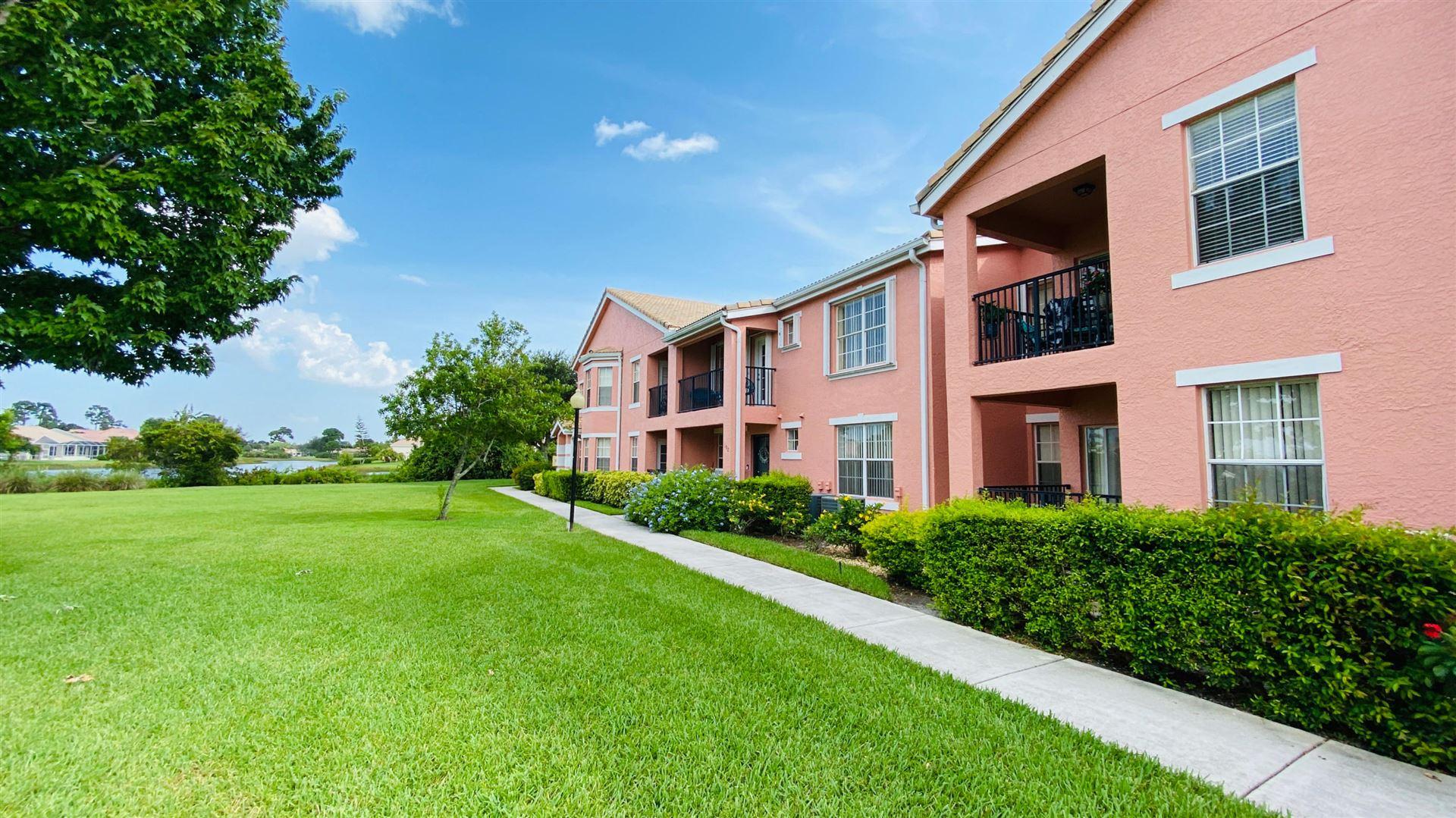 126 SW Peacock Boulevard #14-102, Port Saint Lucie, FL 34986 - #: RX-10702698