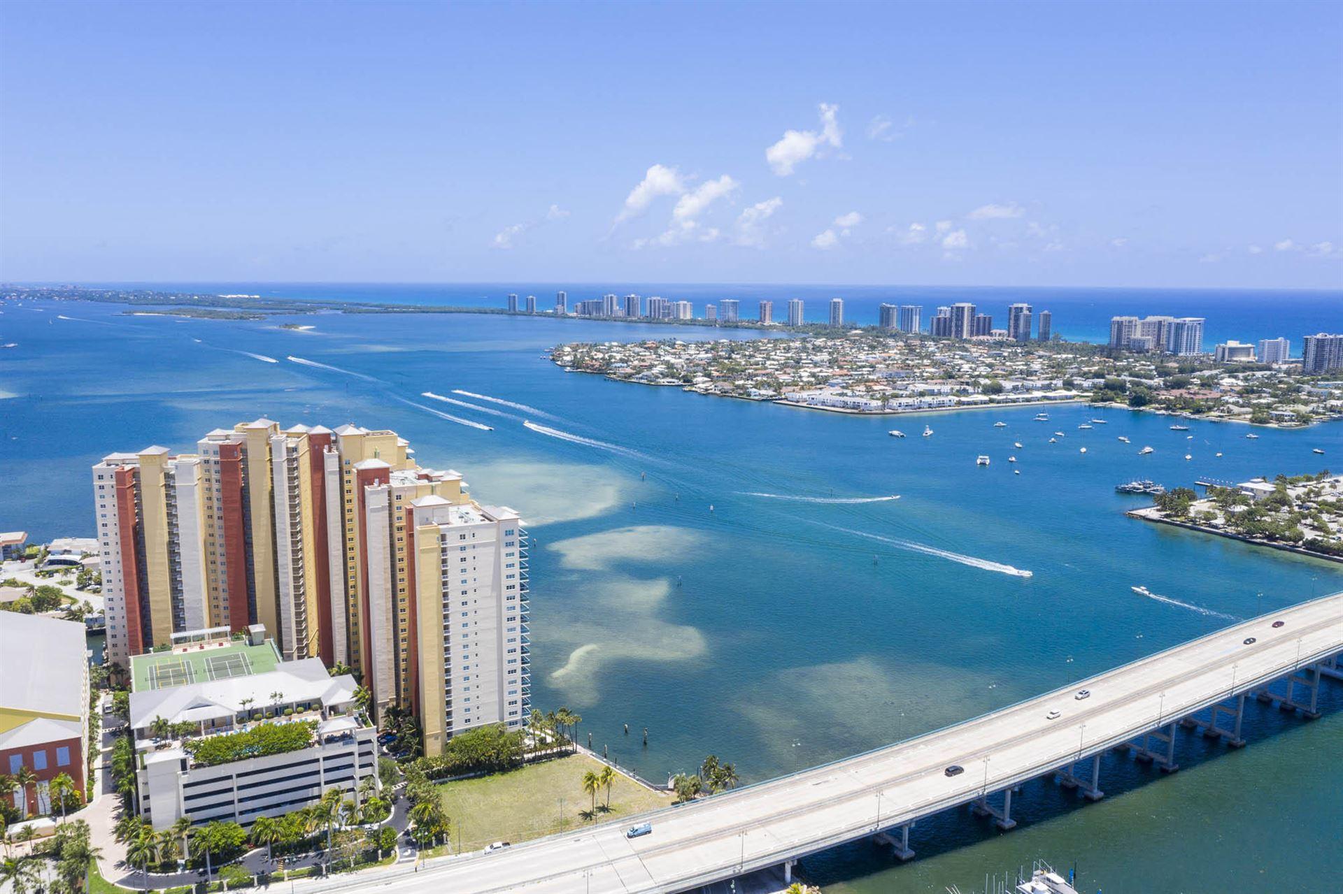 2640 Lake Shore Drive #1608, Riviera Beach, FL 33404 - #: RX-10727698