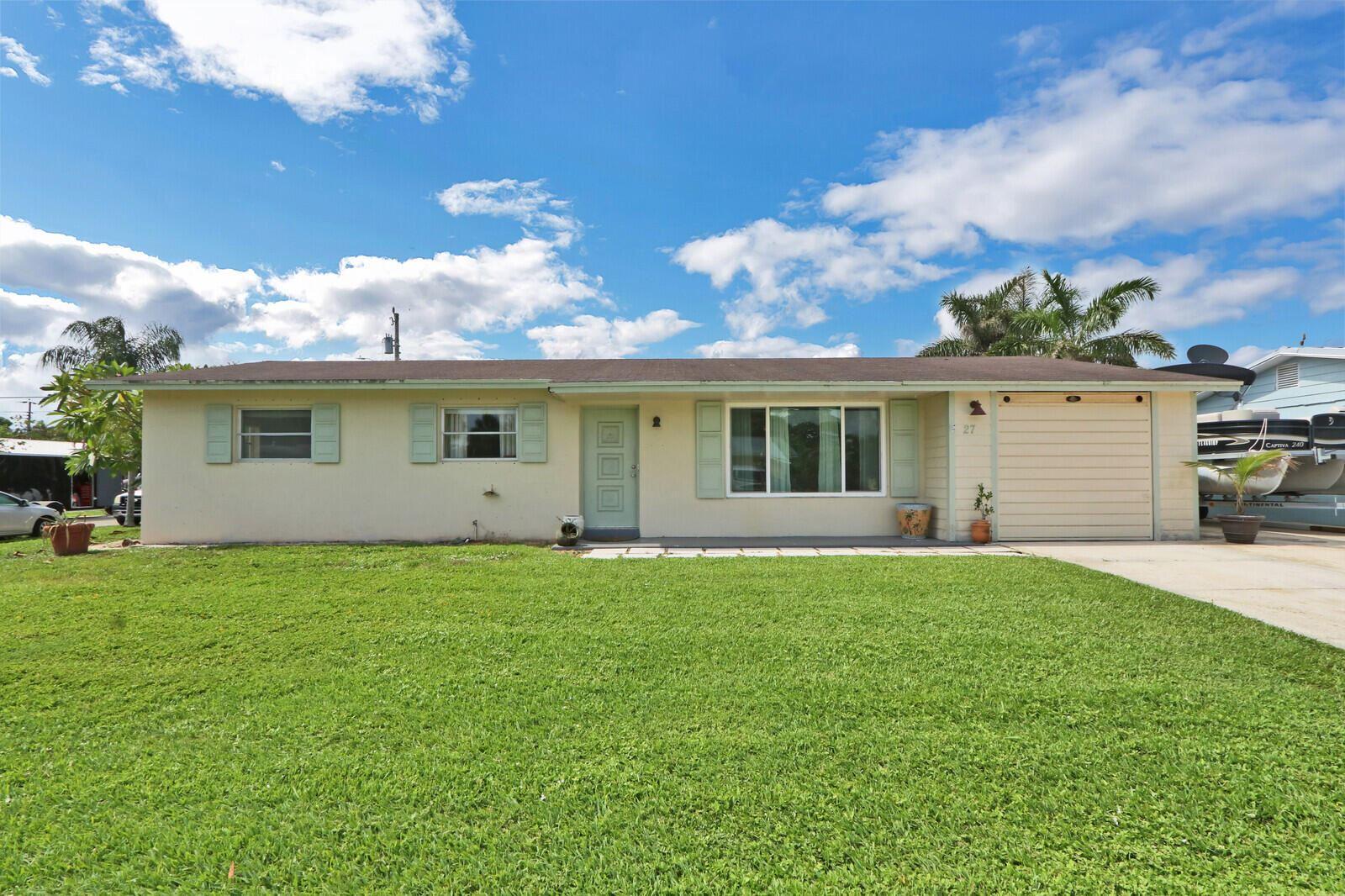 27 Ridgewood Circle, Tequesta, FL 33469 - MLS#: RX-10736698