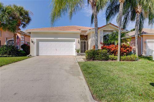 Photo of 6403 Jackson Lane, Boynton Beach, FL 33437 (MLS # RX-10695699)