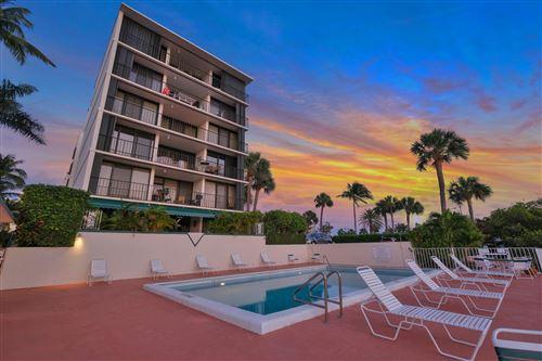 Photo of 225 S Beach Road #403, Tequesta, FL 33469 (MLS # RX-10705699)