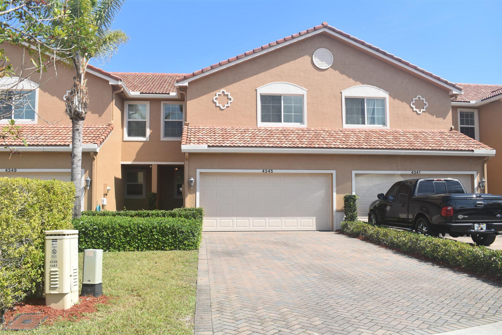 4345 Colony View Drive, Lake Worth, FL 33463 - #: RX-10606699