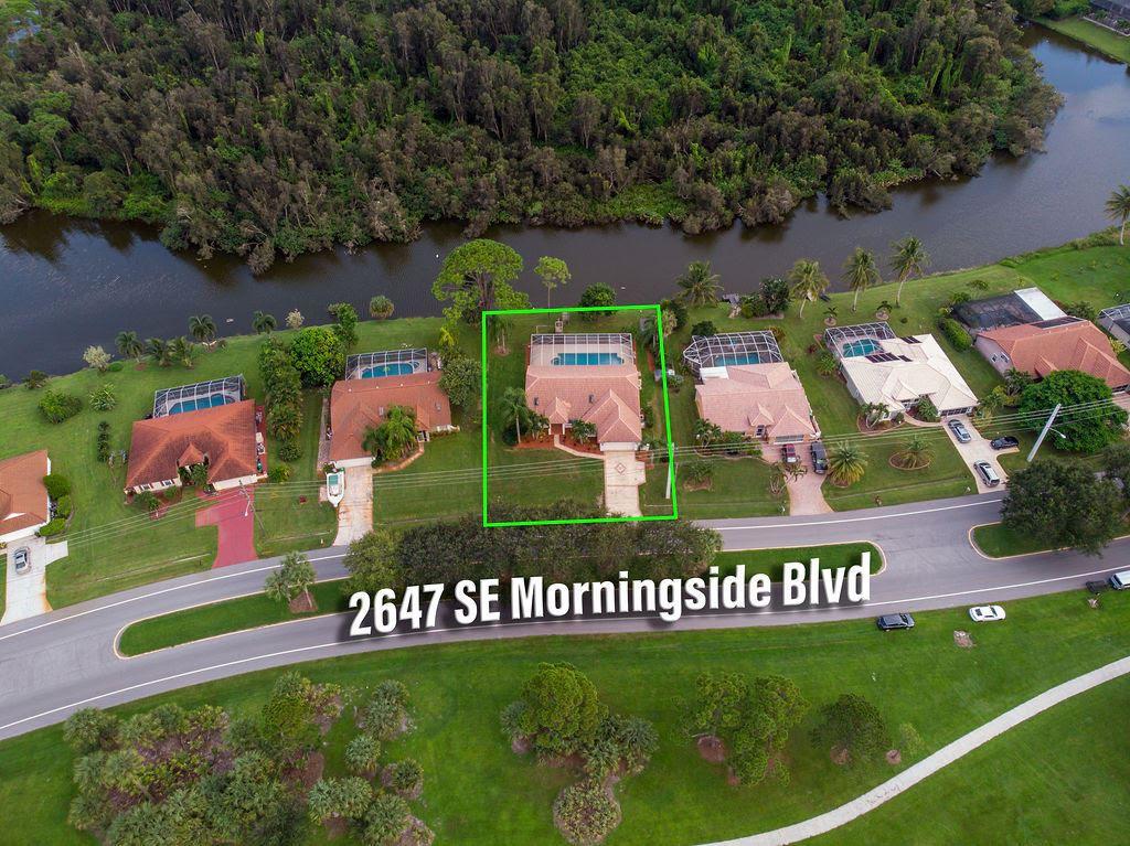 Photo of 2647 SE Morningside Boulevard, Port Saint Lucie, FL 34952 (MLS # RX-10656699)