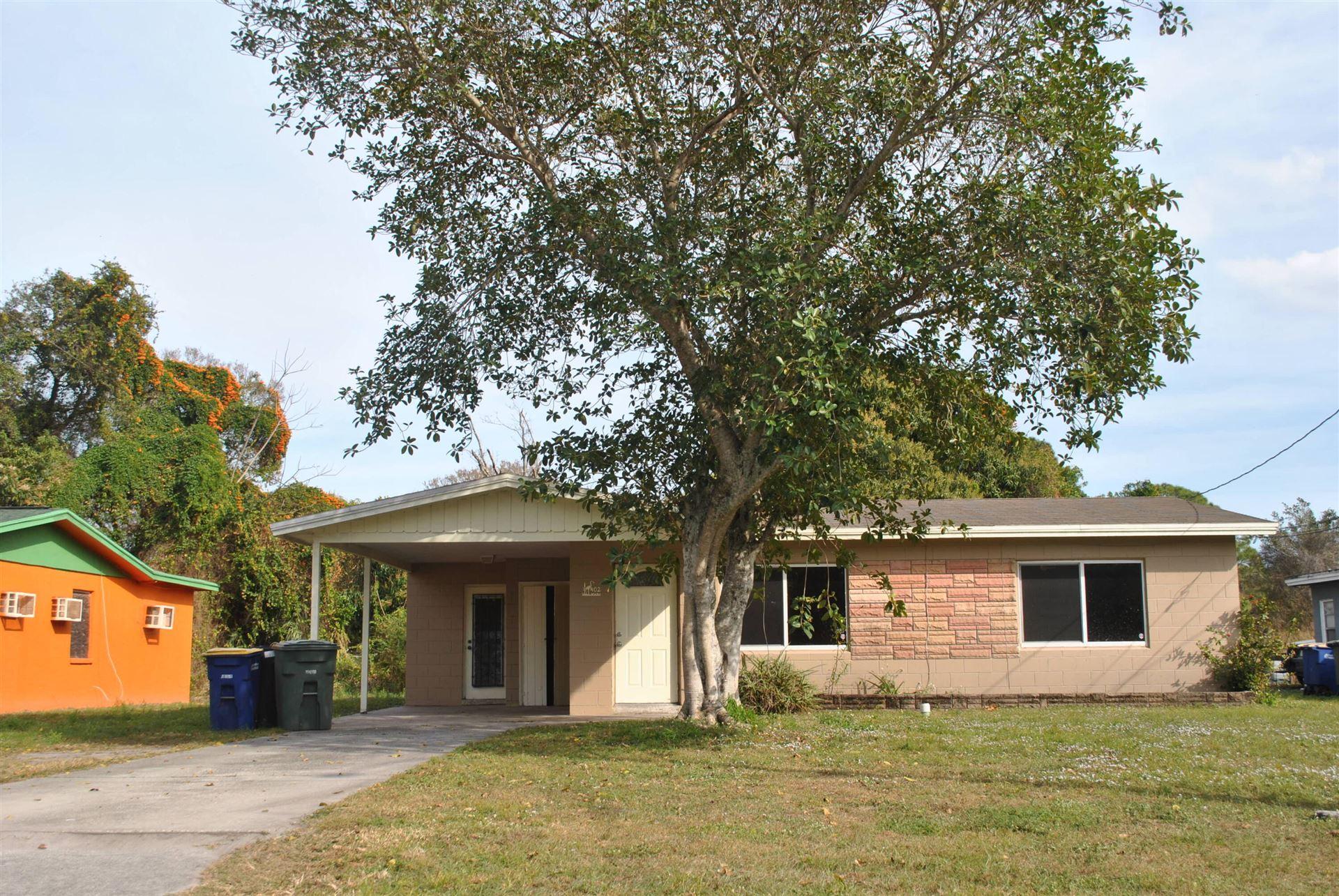 Photo of 402 N 21st Street, Fort Pierce, FL 34950 (MLS # RX-10706699)