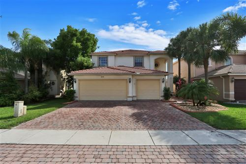 Photo of 8290 Genova Way, Lake Worth, FL 33467 (MLS # RX-10627700)