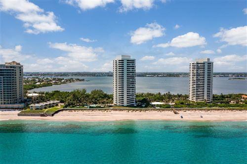 Photo of 5070 N Ocean Drive #Ph-A, Riviera Beach, FL 33404 (MLS # RX-10746700)