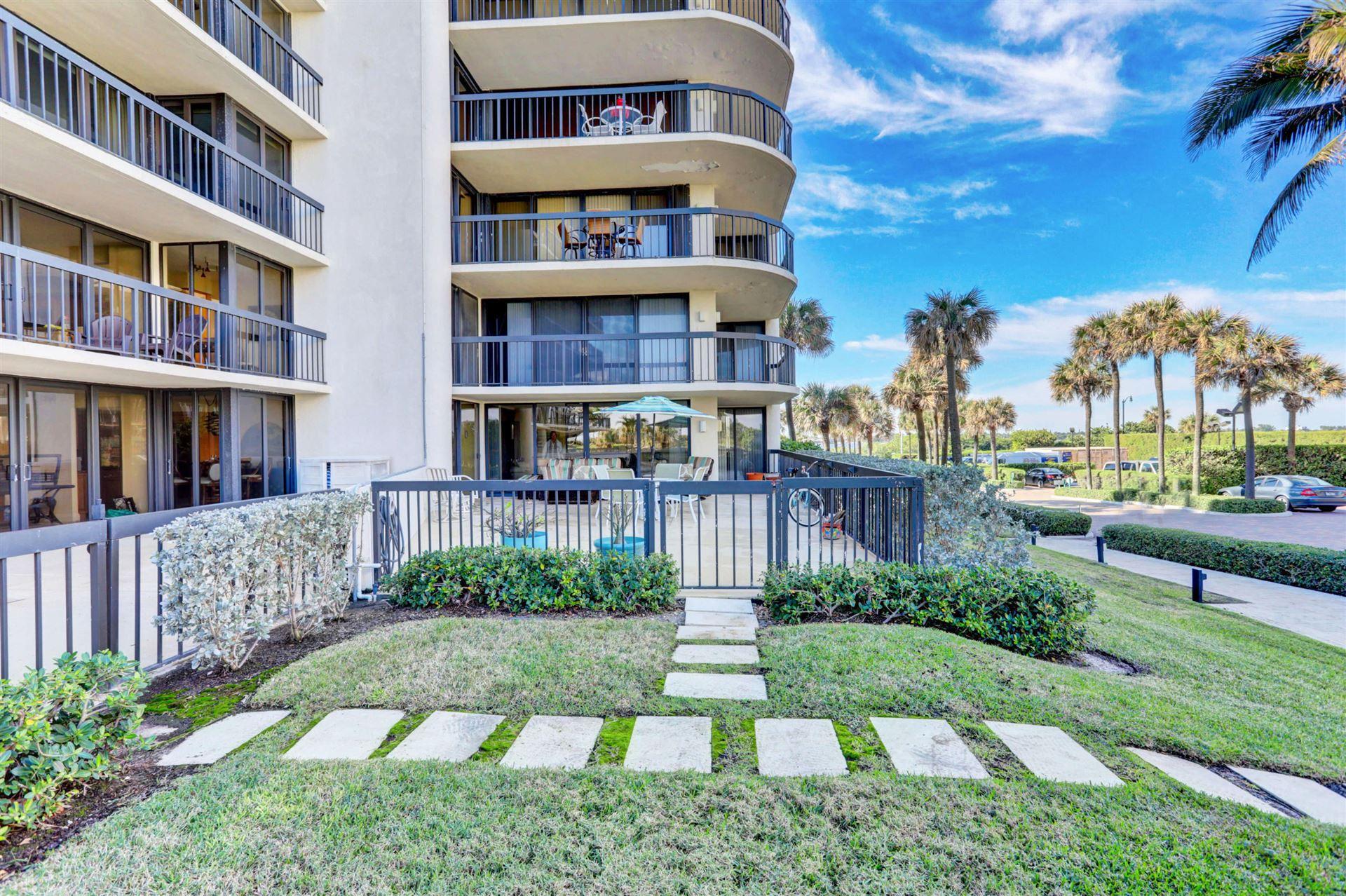 3440 S Ocean Boulevard #105s, Palm Beach, FL 33480 - #: RX-10677700