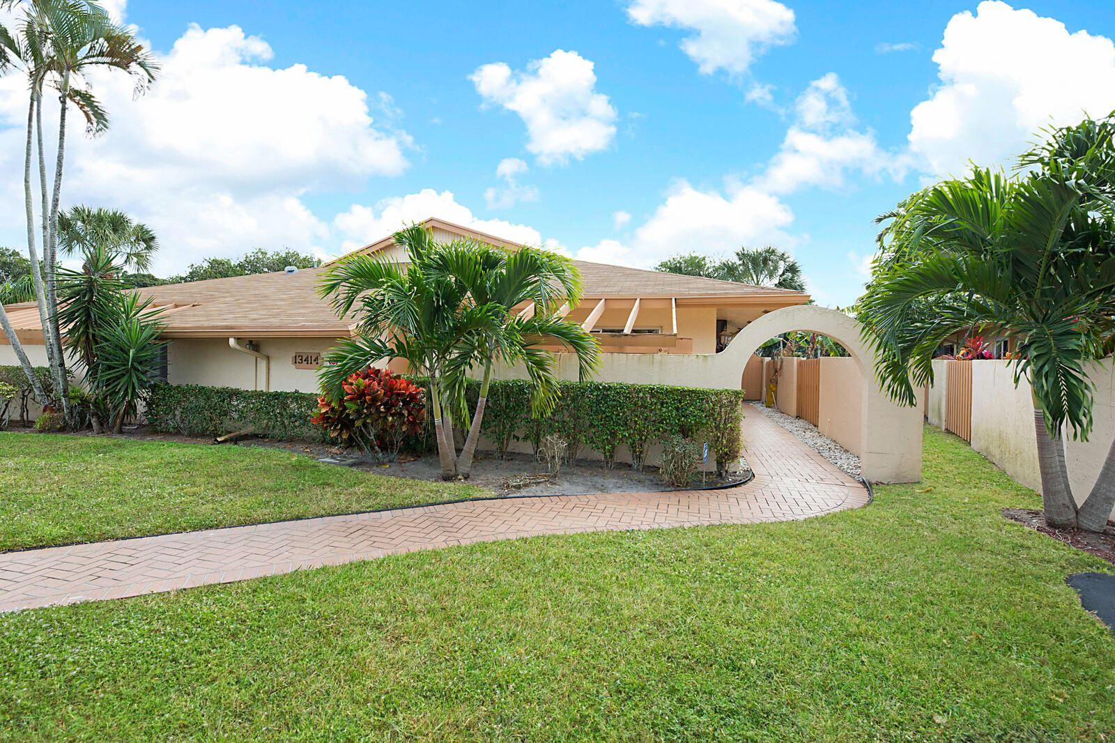 13414 Sabal Palm Court #B, Delray Beach, FL 33484 - #: RX-10684700
