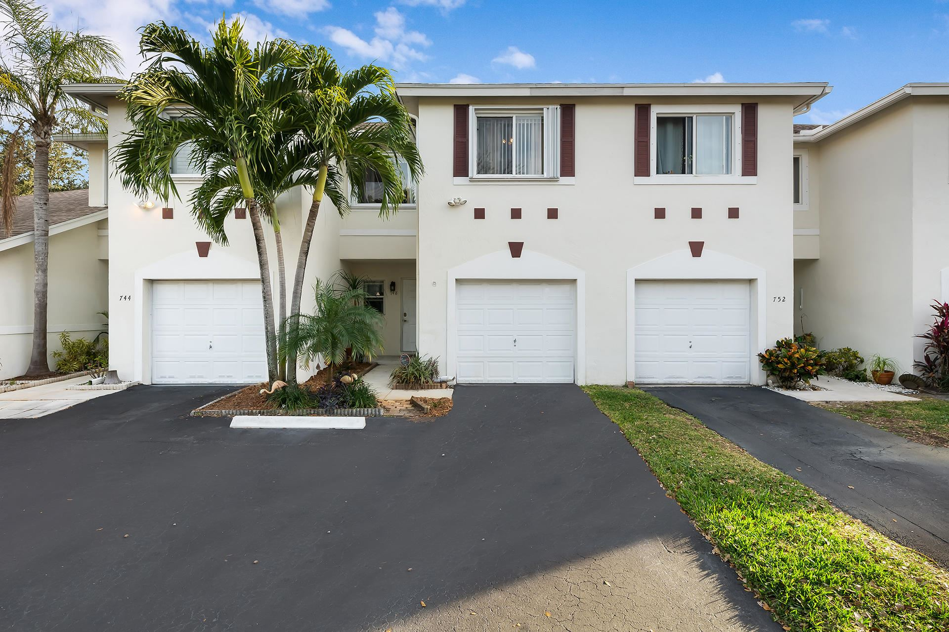 Photo of 748 NW 42nd Place #748, Deerfield Beach, FL 33064 (MLS # RX-10686700)