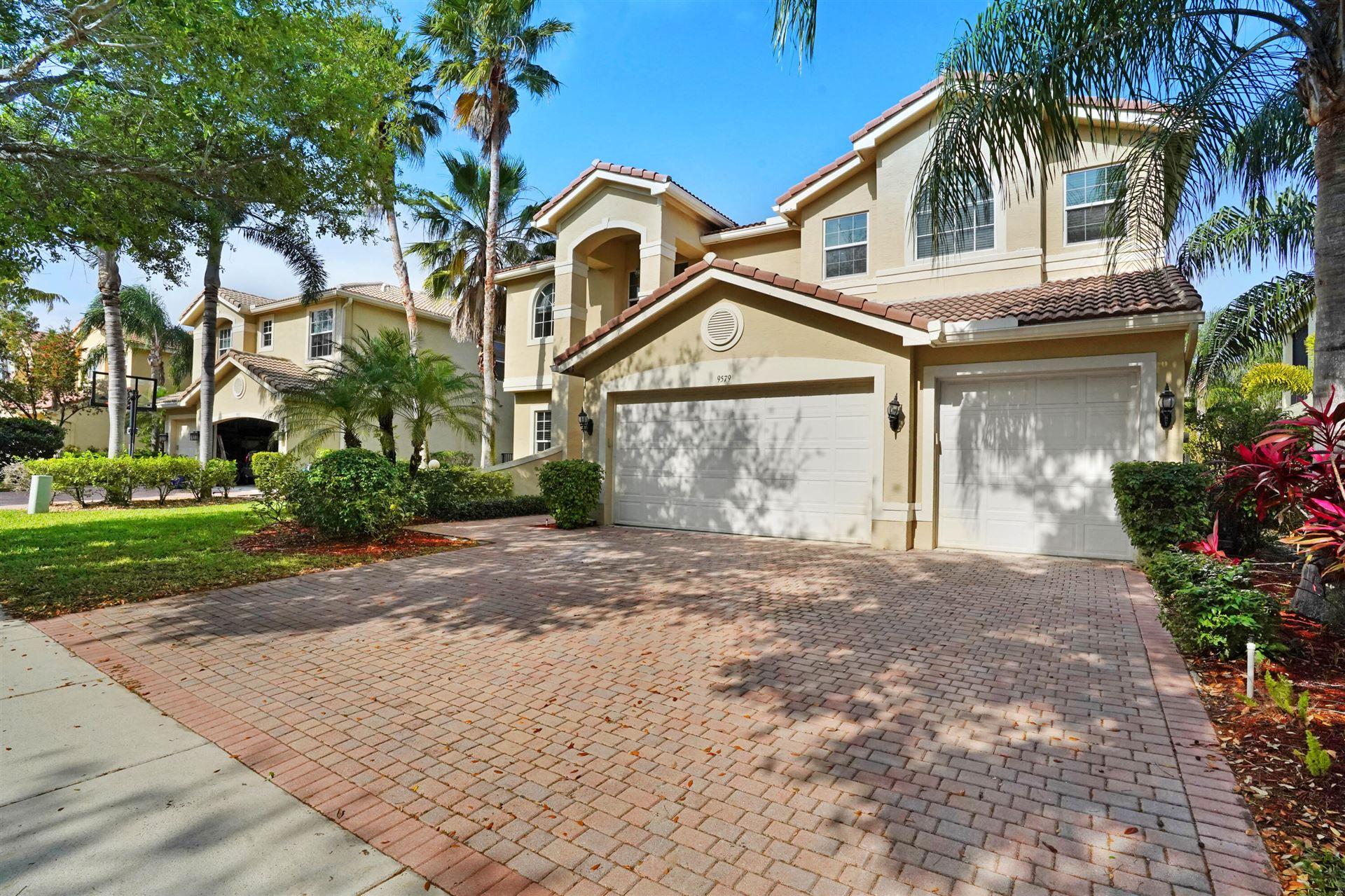 9579 Barletta Winds Pt Point, Delray Beach, FL 33446 - MLS#: RX-10704700