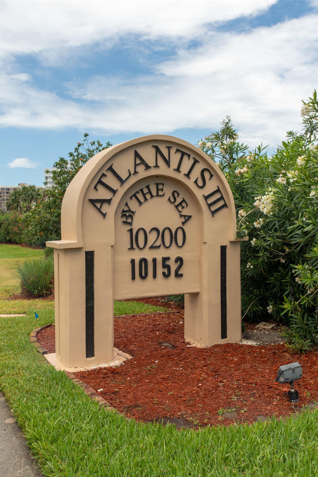 10200 S Ocean Drive #504, Jensen Beach, FL 34957 - MLS#: RX-10721700