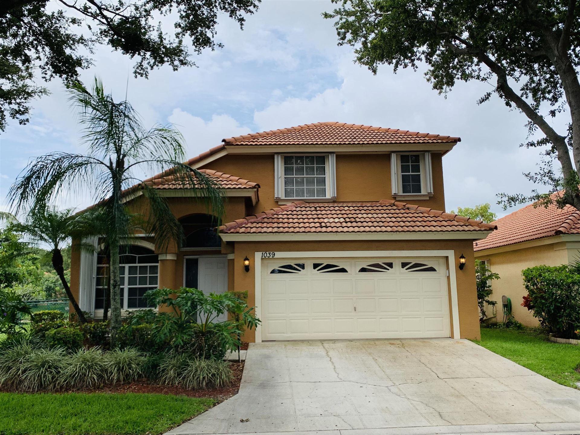 1039 Aspri Way, Riviera Beach, FL 33418 - MLS#: RX-10723700