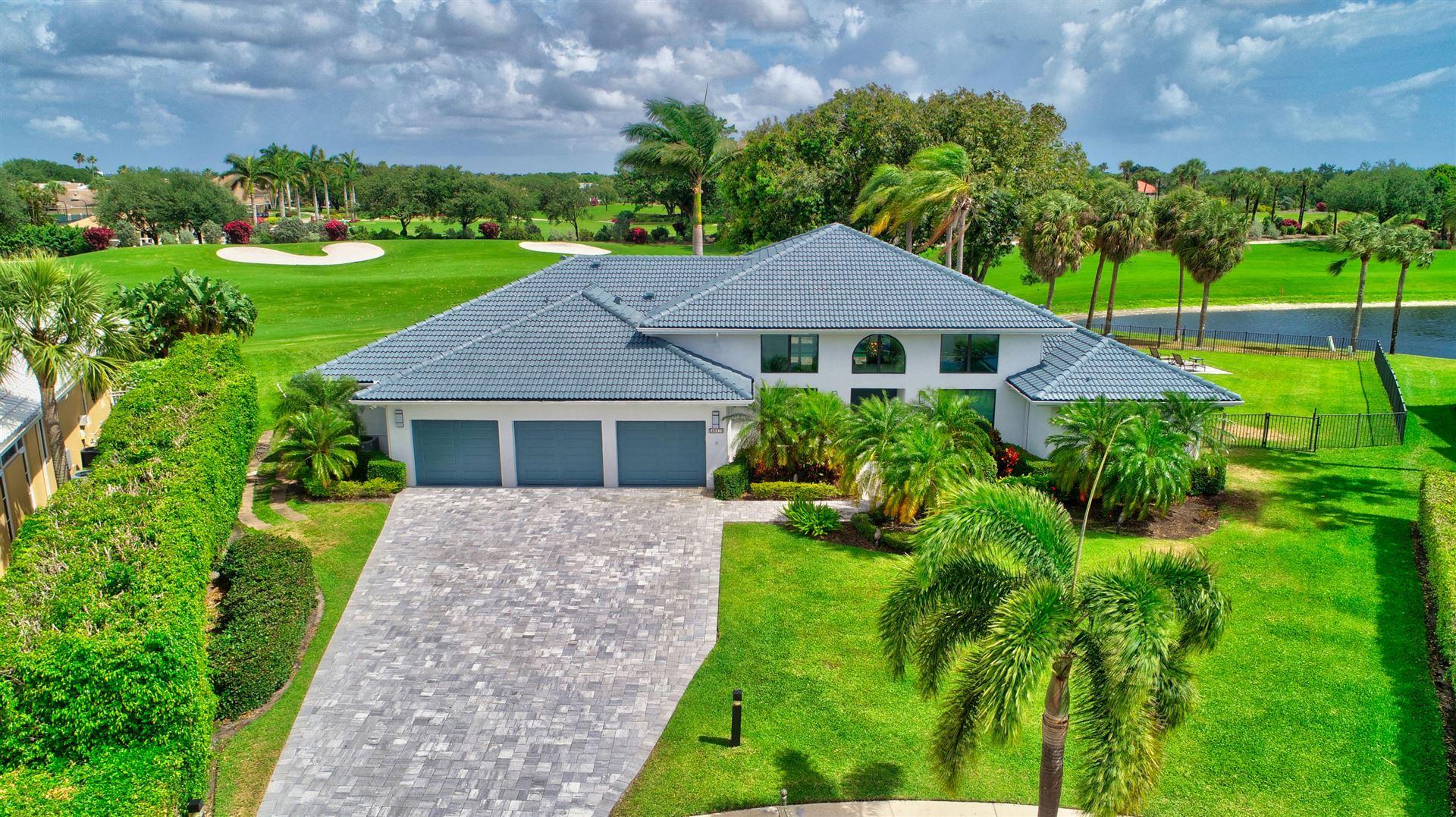 Photo of 4837 Tallowwood Lane, Boca Raton, FL 33487 (MLS # RX-10753700)