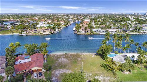 Photo of 0 N Riverside Drive, Pompano Beach, FL 33062 (MLS # RX-10590701)