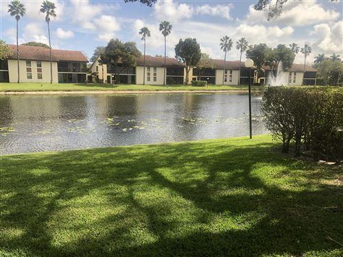 Photo of 10271 N Circle Lake Drive #102, Boynton Beach, FL 33437 (MLS # RX-10600701)