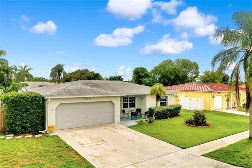 Photo of 11171 Landsman Street, Boca Raton, FL 33428 (MLS # RX-10725701)