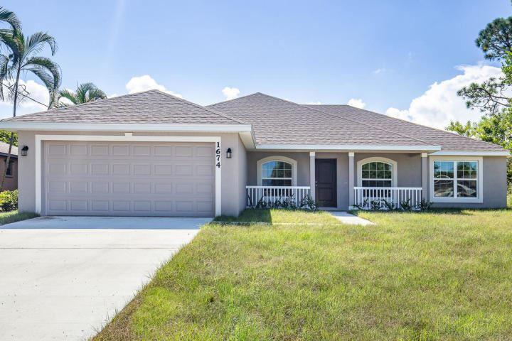 5213 Birch Drive, Fort Pierce, FL 34982 - #: RX-10599701